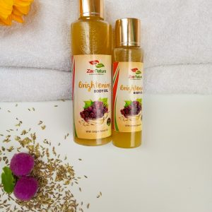 Brightening Body Oils