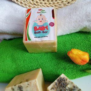 Baby Bath Bar