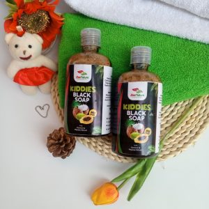 Kiddies Black Soap