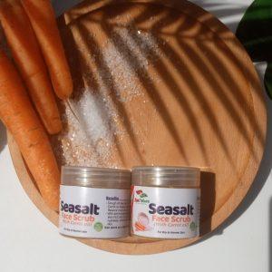 Seasalt Face Scrub