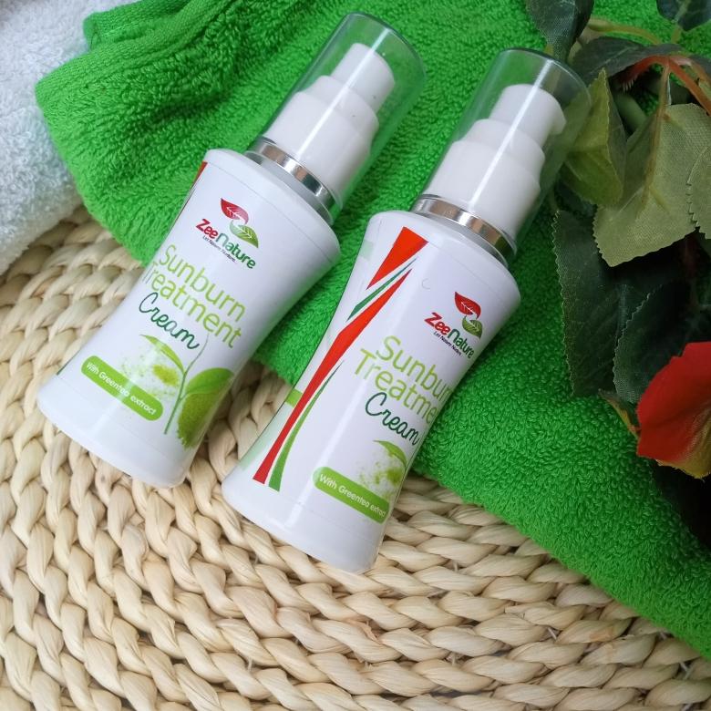 Zeenatures healing soap