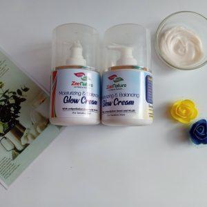 Moisturising & Balancing Glow Cream